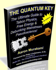 quantum key by Aaron Murakami