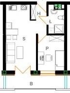 zły projekt mieszkania
