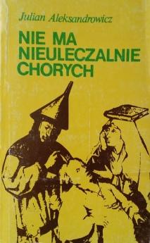 okładka książki J. ALeksandrowicza