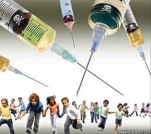 masakra szczepionkowa