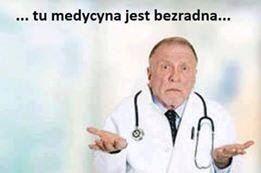 skorumpowana medycyna nie pomoże
